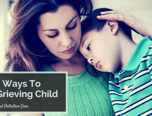 Healthy Ways to Help a Grieving Child
